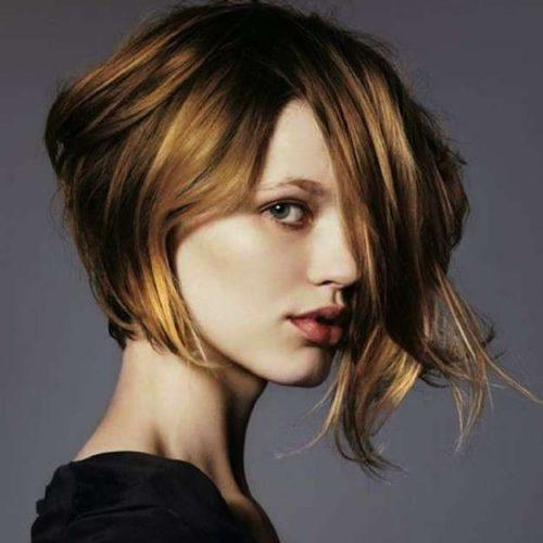 balayage shatush en pelo corto