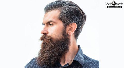 hombre con peinado hipster