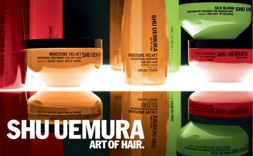 shu uemura art of hair champu