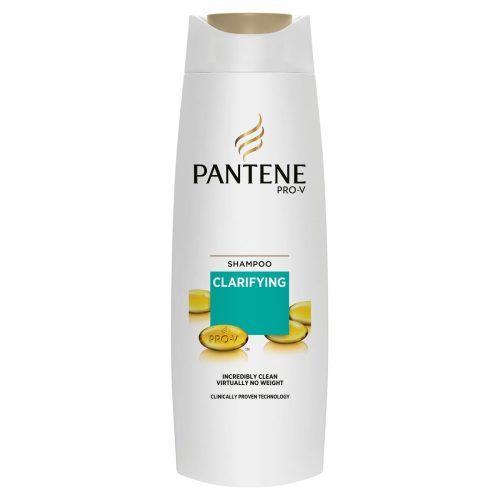 shampoo pantene para pelo graso