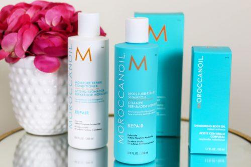 shampoo MoroccanOil