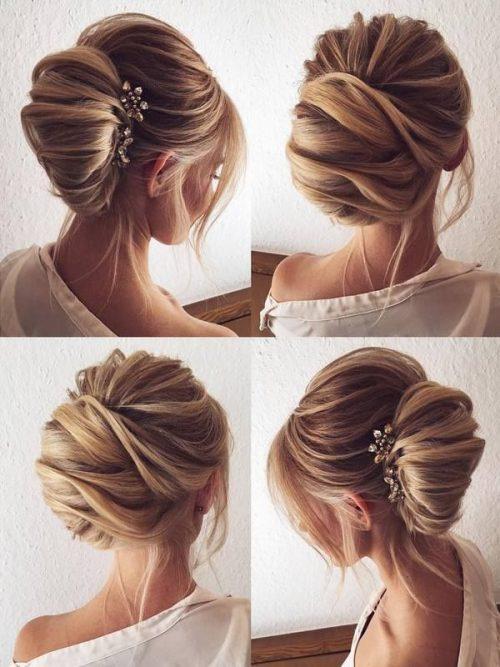 imagenes de peinados para el casamiento