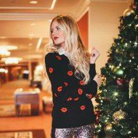 Outfits y Trajes para Fiestas de Navidad 1
