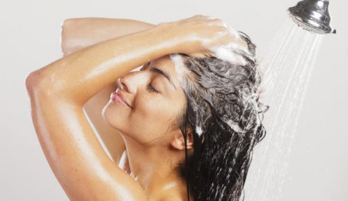 limpieza del cabello shampoo fructis