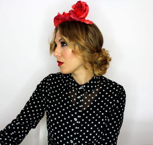 Peinados de flamenca 10