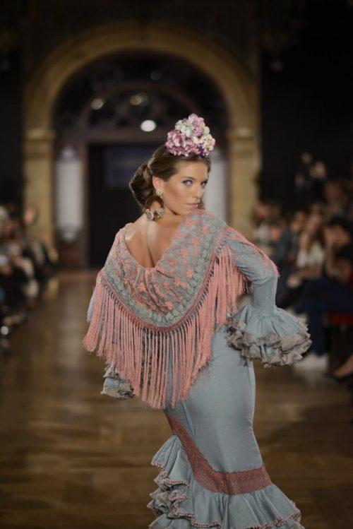 Peinados de flamenca 11