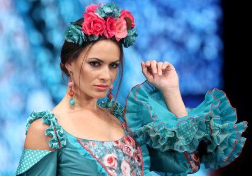Peinados de flamenca 18