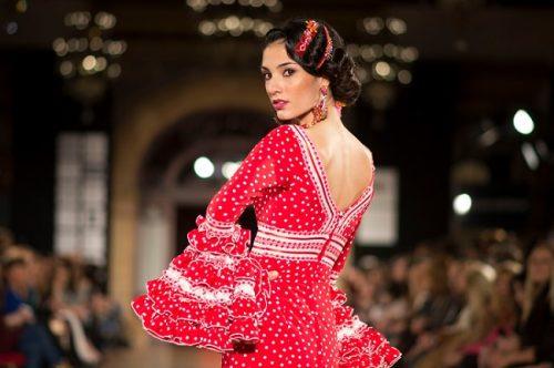 Peinados de flamenca 2