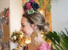 Peinados de flamenca 3