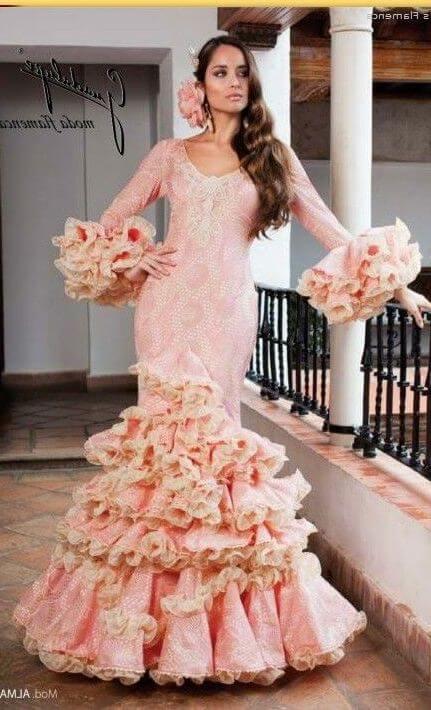 Peinados de flamenca 6