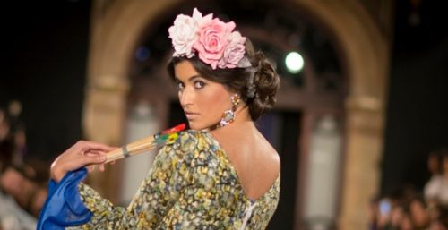 De moda peinados de flamenca 2021 Fotos de cortes de pelo tendencias - Peinados de flamenca: 18 diseños que lucen geniales! 【2021 ...
