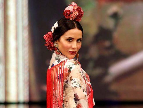 Peinados de flamenca 8