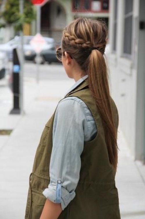 Peinados para el día a día 7