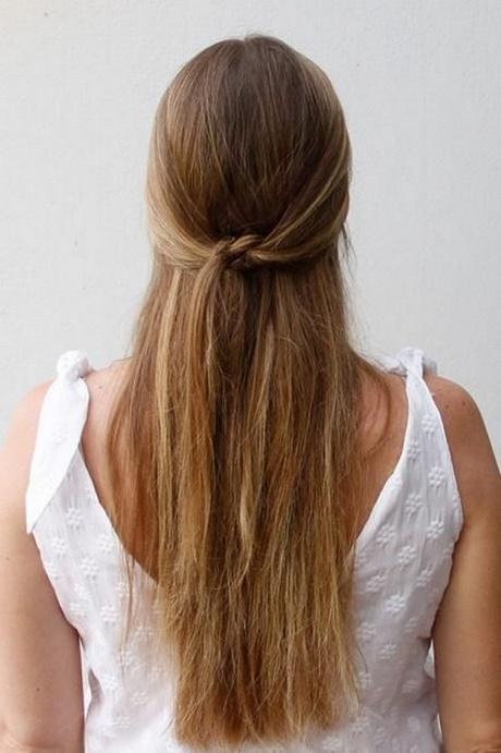 Peinados pelo liso 12