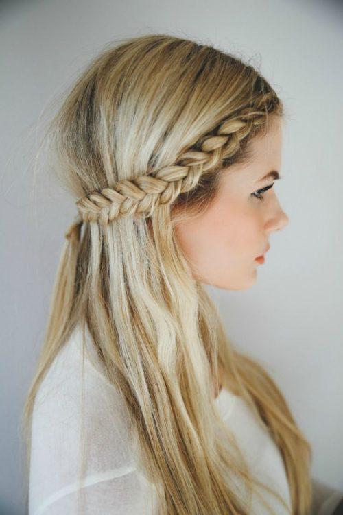 Peinados pelo liso 6