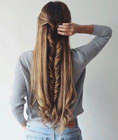 Peinados pelo liso 9