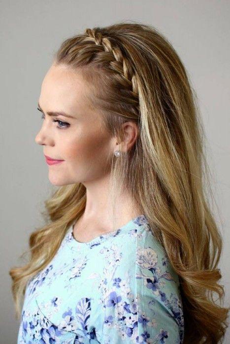 Peinados sueltos 18 diseños que lucen súper bien 15