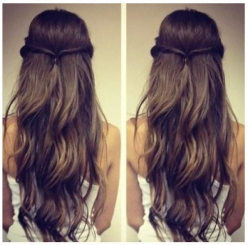 Peinados sueltos 18 diseños que lucen súper bien 7