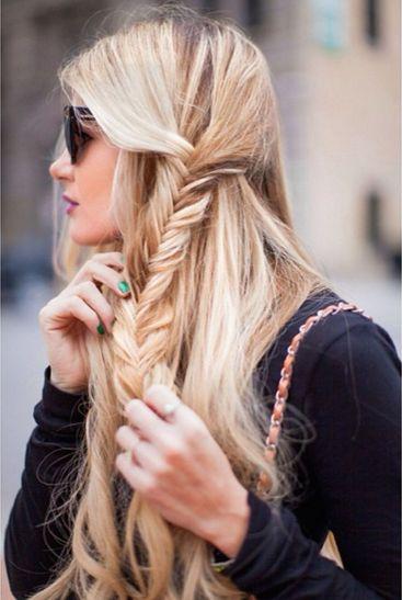 Peinados sueltos 18 diseños que lucen súper bien 8