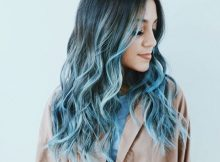 Mechas azules 6