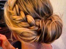 Peinados románticos 12