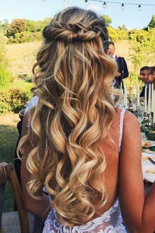 Peinados Madrina tradicional