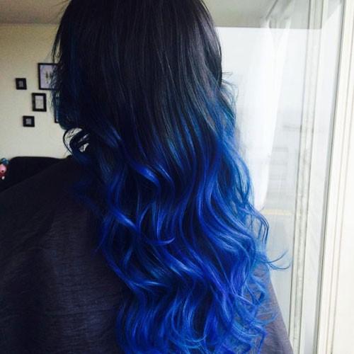Balayage azul 2