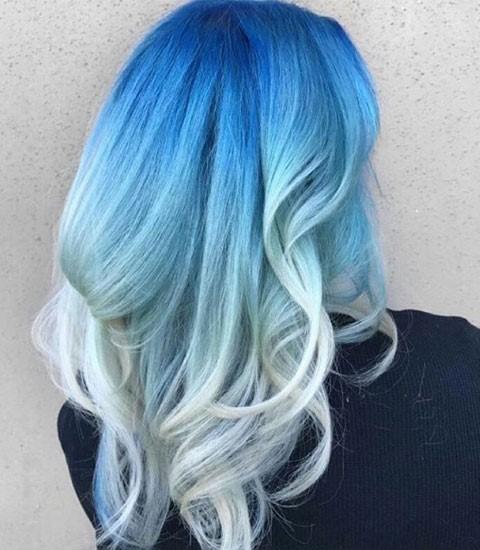 Balayage azul 4