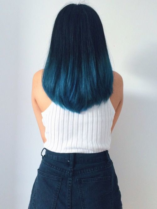 Balayage azul 5