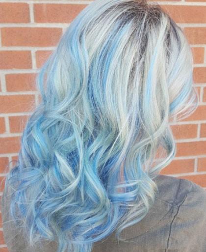 Balayage azul 6