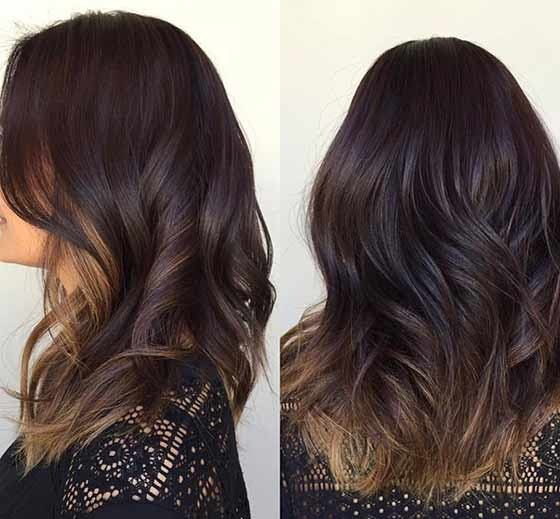 Balayage chocolate 10