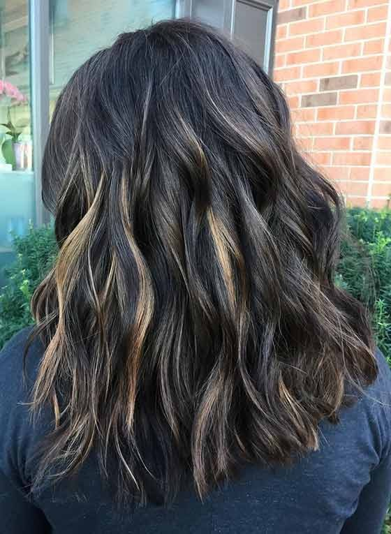 Balayage chocolate 3