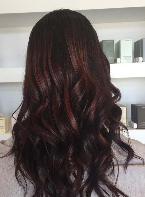 Balayage chocolate 5
