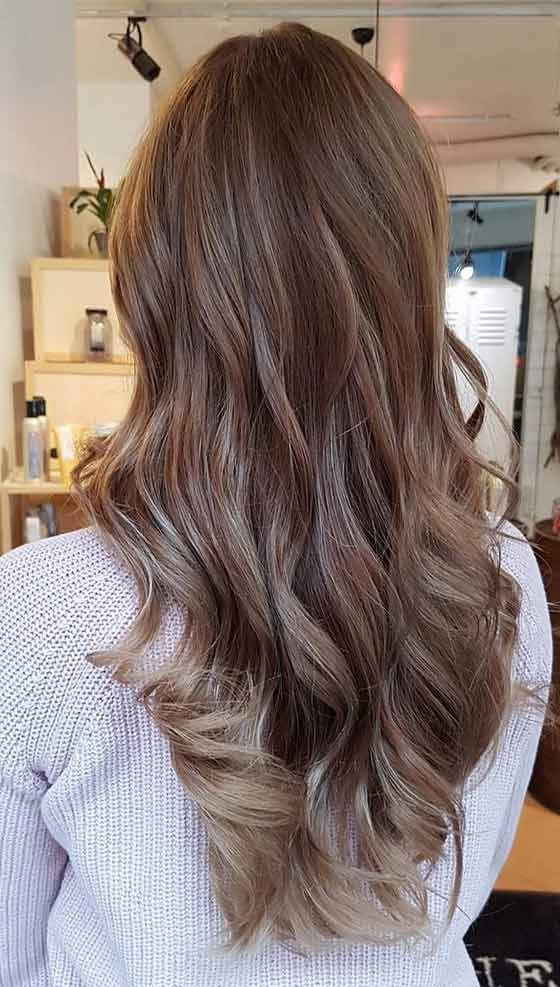 Balayage chocolate 6