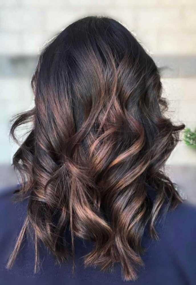 Balayage chocolate 8
