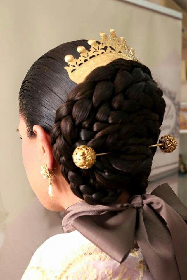 Peinados FALLERA 1