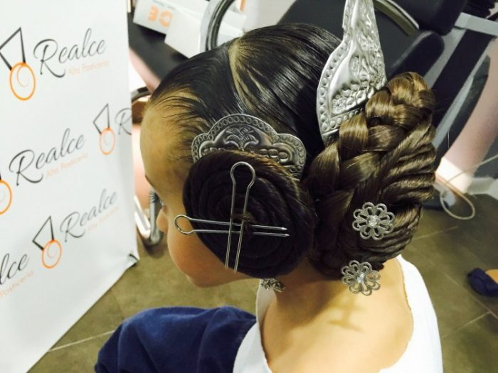 Peinados FALLERA 10