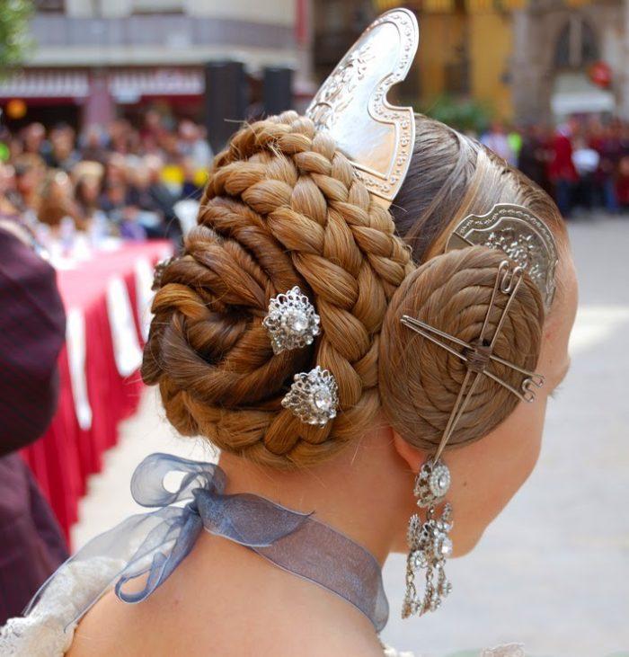 Peinados FALLERA 12