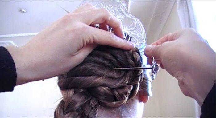 Peinados FALLERA 13