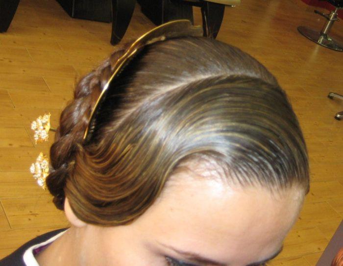 Peinados FALLERA 14
