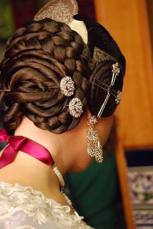 Peinados FALLERA 15