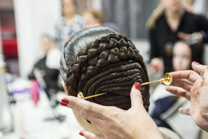 Peinados FALLERA 2