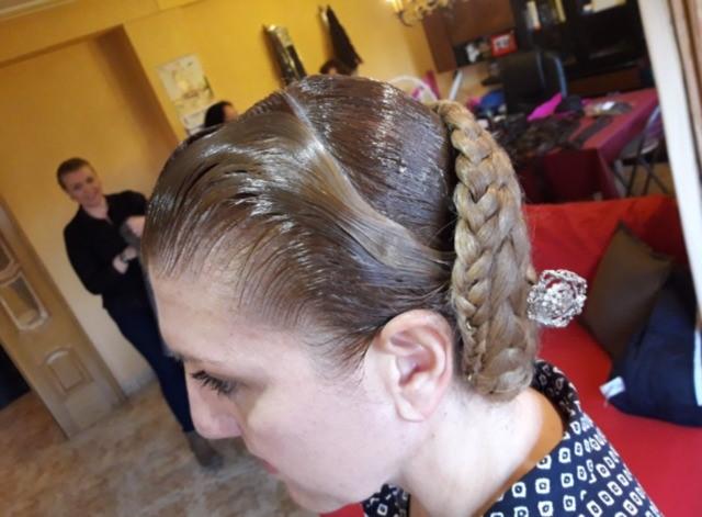 Peinados FALLERA 3