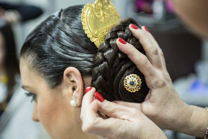 Peinados FALLERA 6