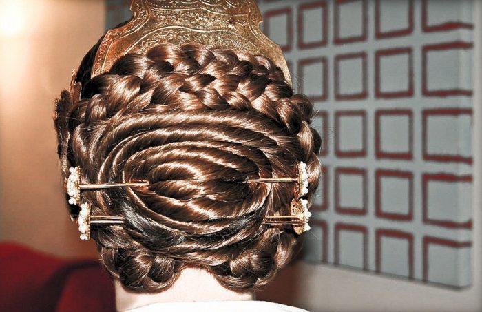 Peinados FALLERA 7