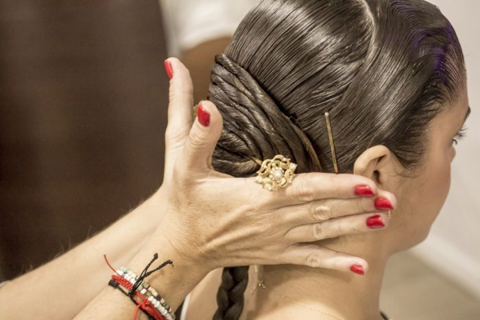 Peinados FALLERA 9