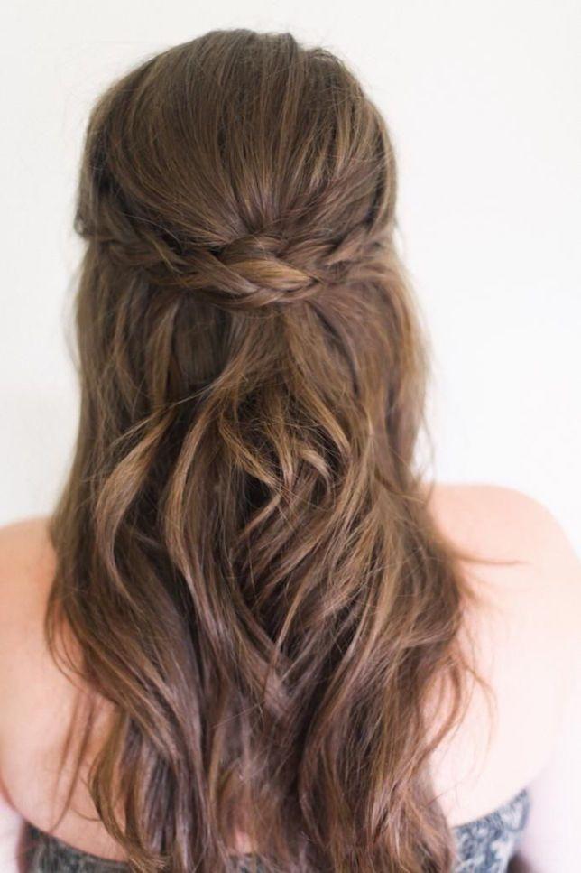Peinados pelo suelto 1