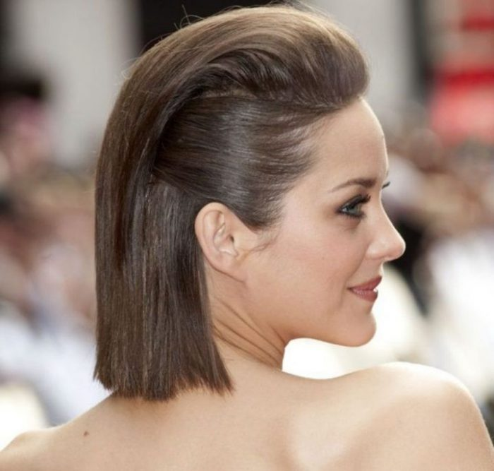 Peinados pelo suelto 4