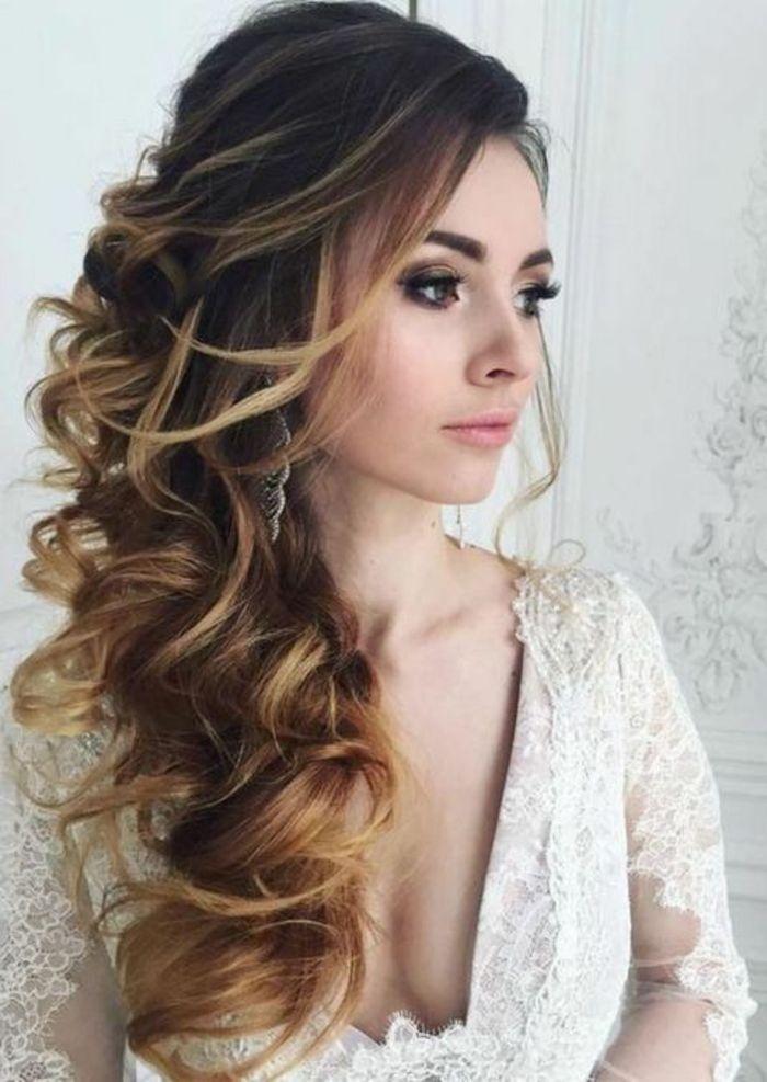 Peinados pelo suelto 8