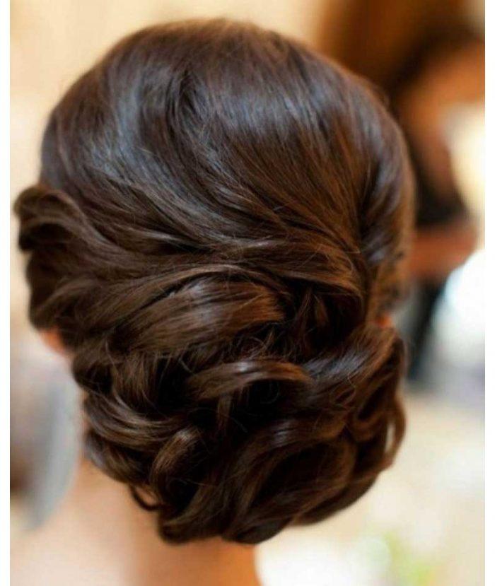 Peinados pelo suelto 9